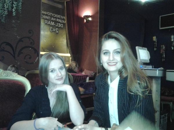 zpěvačka z Moldávie a Uzbekistánu