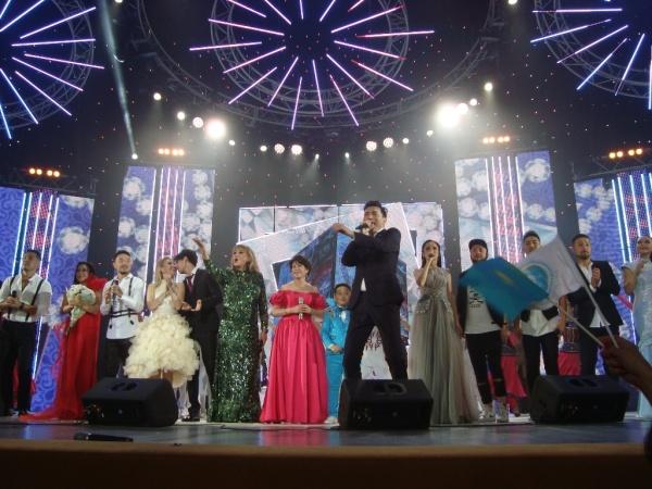 Kazašký večer 18