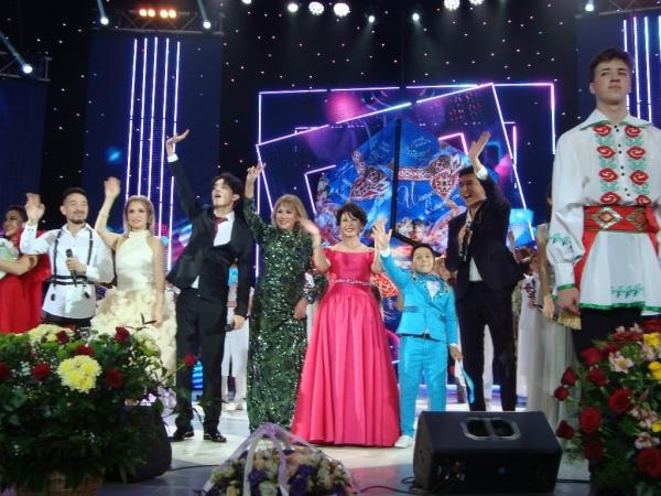 Kazašký večer 20