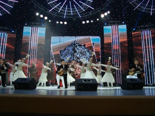 Kazašký večer 3